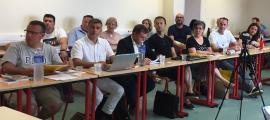 El conseller general de Terceravia Josep Majoral va participar diumenge en la 32a Diada andorrana a l'UCE organitzada per la SAC.