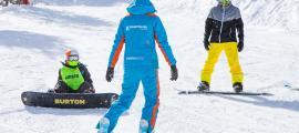 Grandvalira va registrar fins a 8,36 metres de neu aquest hivern.