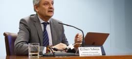 Saboya va presentar ahir l'adjudicació del concurs de les línies de transport nacional.