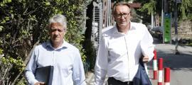 El Govern Rajoy s'excusa en la UDEF per 'callar' sobre les pressions a BPA