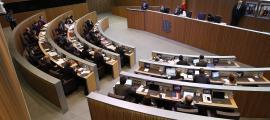 La cambra parlamentària té pendent l'aprovació dels informes del tancament del 2016.