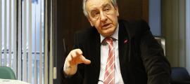 Jaume Bartumeu, president de Progressistes-SDP.