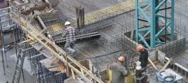 La construcció és el sector que més contractes va fer el mes de maig, després de les immobiliàries.