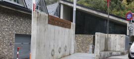 Vista de la presó de la Comella.