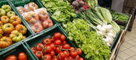 L'alimentació, el grup més inflacionista.