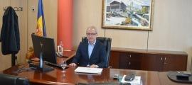 Francesc Camp és el nou president d'Ski Andorra.