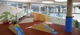L'escola bressol Conxita Mora Jordana, ubicada als Serradells.