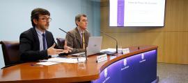 Cinca i Ripoll van presentar ahir l'actualització de la metodologia de càlcul de l'IPC.