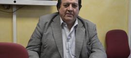 """Josep Manel Saràvia: """"Des que tenim un oncòleg fix no hem millorat en el temps d'espera"""""""
