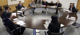 La junta de presidents deixa al grup mixt qualsevol decisió sobre Bonet
