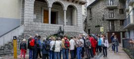 Les reserves d'última hora poden fer que els establiments turístics de les parròquies centrals facin el plen