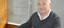 Xavi Calvis és president de l'Associació d'Importadors de Vehicles d'Andorra.