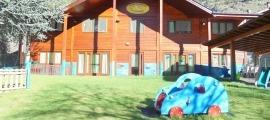 Vista de l'escola bressol de Canillo.