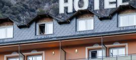 Un establiment hoteler del Principat.