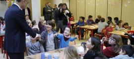 Inaugurada l'escola de Canillo, que posa fi als prefabricats al país