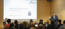 La jornada va comptar amb ponents experts que van parlar de la transformació digital.