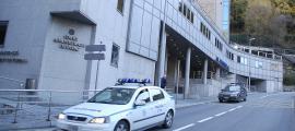 La policia va detenir vuit persones la setmana passada.