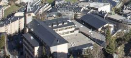 El Col·legi Sant Ermengol.