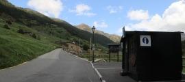 L'entrada a la vall d'Incles es farà amb el vehicle elèctric a partir del proper dia 19.