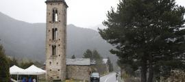 L'església de Sant Miquel d'Engolasters serà la pròxima a tenir entorn de protecció.