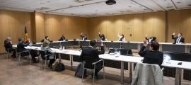 Tots els punts de l'ordre del dia del Consell de Comú es van aprovar per unanimitat.