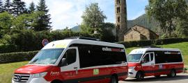 El nou bus comunal.