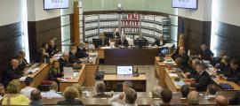 El judici es reprendrà sense la presència de Josep Maria Pijuan, recusat de la causa.