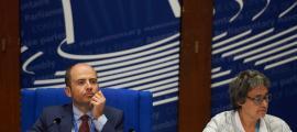 L'APCE condemna de la violència de l'1-O en una sessió presidida per Jordana