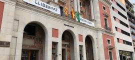 Seu de la Diputació de Lleida.