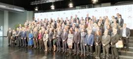 Els participants en la 60a Assemblea plenària de la Cosac celebrada a Viena.