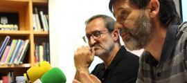 Les actes del 3r Congrés d'Història, a finals de mes, i la pròxima edició, el 2021Jordi Guillamet i Carles Gascón, en la presentació del Congrés, el juny del 2017.