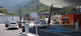 Les instal·lacions de l'Estació Nacional d'Autobusos.