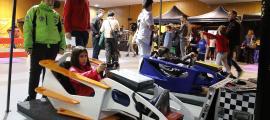 El Saló de la Infància es distribueix en diversos espais del complex esportiu i sociocultural.
