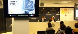 Xerrada organitzada per l'ACEA i la Fundació Crèdit Andorrà al 2018.