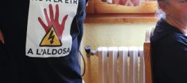 L'Aldosa Veïns demana als partits sobre l'ETR de la Gonarda