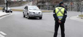 Els policies vigilaran aquelles rotondes susceptibles de cometre imprudències.