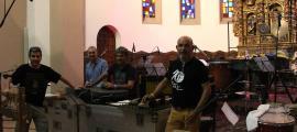 Amores i Ribas inicien el Festival Internacional Orgue&nd amb l'estrena d''El jardí suspès'