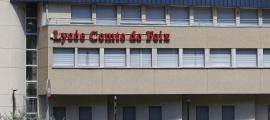 Les instal·lacions del Liceu Comte de Foix.