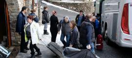 Les parròquies centrals, Andorra la Vella i Escaldes-Engordany, són les que més ocupació van registrar.