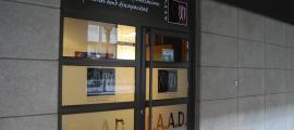 Autea tenia la seu social a la FAAD i ara busca un altre lloc.