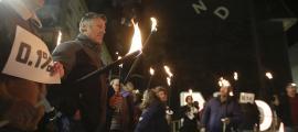 La darrera mobilització dels professors francesos contra la reforma de les pensions.