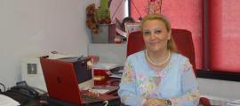 La presidenta de la FAAD, Anna Parramon.