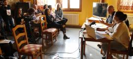 Aldosa Veïns decidirà dijous si presenta recurs a l'ETR