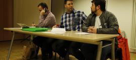 Una reunió anterior de l'Associació Andorrana de Monitors d'Esquí.