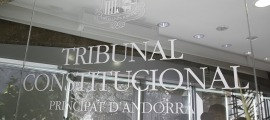 El Tribunal Constitucional recorda que no és una tercera instància.