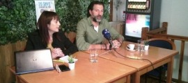Helena Ardanaz i Franz Armengol d'Infants del Món.