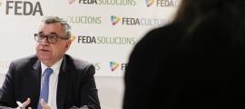 El director general de FEDA, Albert Moles.