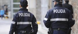 Els usuaris de l'app creuen que la policia és altament efectiva a la capital.
