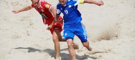 Andorra tanca el Preeuropeu amb una nova derrota, contra Dinamarca