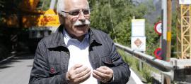 El director de Capesa, Eduard López Mirmi.